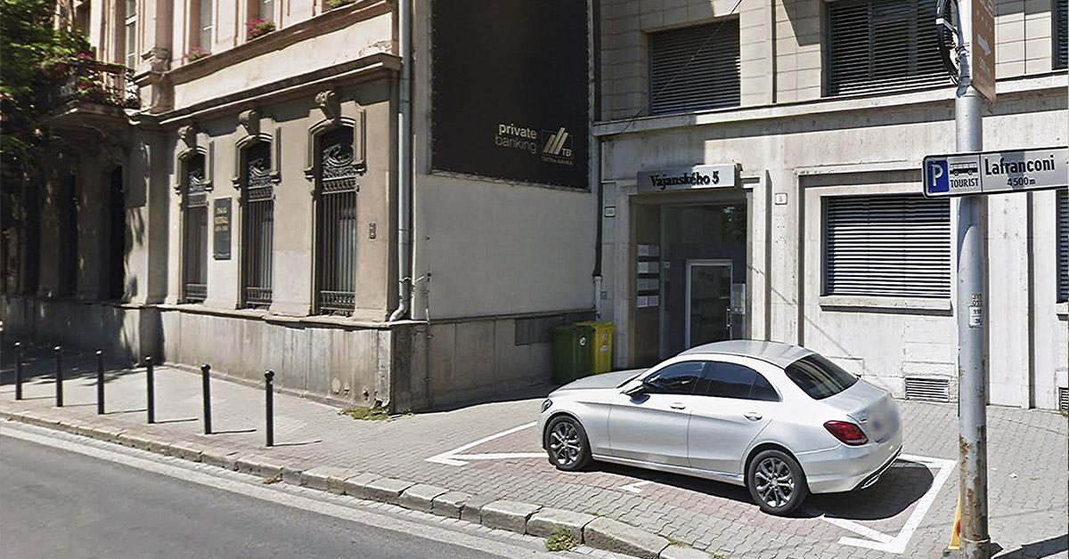 SLOVAKIA OFFICE Parking